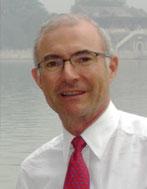Urs Ruegg, professeur de pharmacologie à l'Université de Genève.