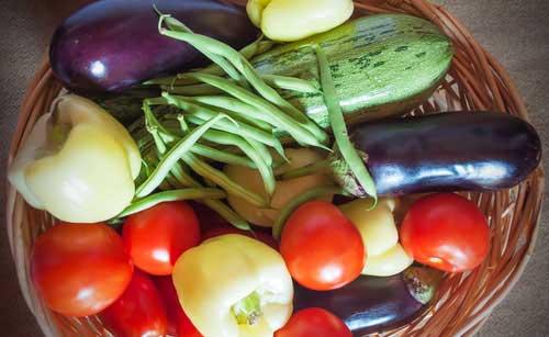 Paniers de fruits et légumes: faites votre choix!