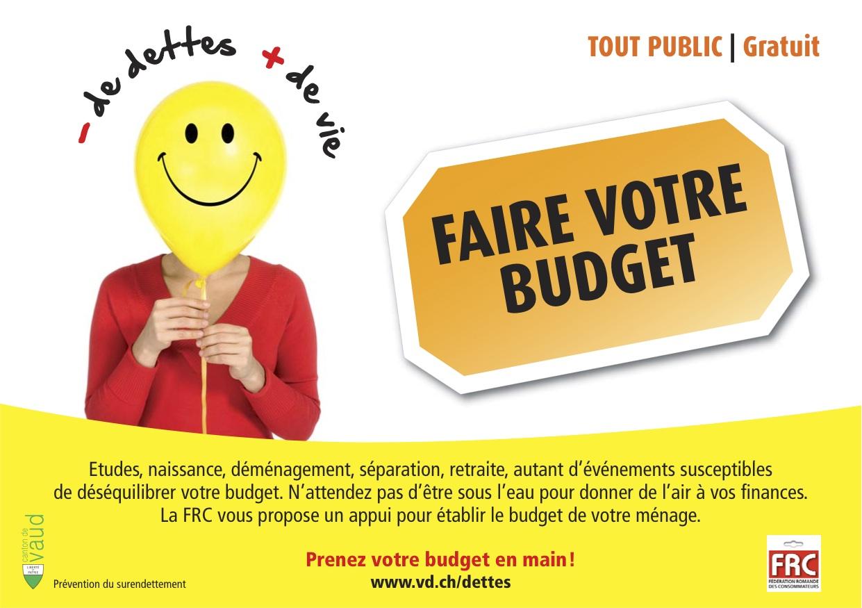 Flyer Conseil Budget