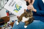 Modèle de transparence: le vétérinaire de Capucine met ses tarifs à disposition dans la salle d'attente. Photo: Jean-Luc Barmaverain