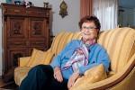 Christiane Martin a la douche de ses rêves et les travaux de correction ont été pris en charge par Fust. Jean-Luc Barmaverain