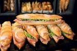 30%: la part moyenne de jambon dans le sandwich. Photo Jean-Luc Barmaverain