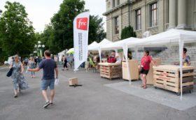La FRC Vaud au Festival de la Terre, du 5 au 7 juin, sur l'Esplanade de Montbenon à Lausanne