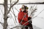 Les vestes de la marque canadienne ont été conçues pour résister à des températures extrêmes et ont depuis conquis les villes. La griffe vente ses produits à travers des ambassadeurs, comme l'aventurier Karl Bushby. - DR