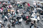 En cas d'intempérie, l'assurance-annulation entre parfois aussi en matière. David Burrows/shutterstock.com