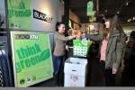Blackout, à Lausanne, en 2012, alors en pleine opération «greenwashing» – Sébastien Féval
