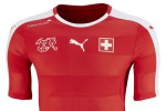 Un logo de plus que sur le maillot de Shaqiri - Ochsner Sports