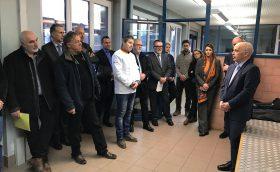 FRC-Meyrin plateforme du commerce transfrontalier