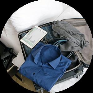 Le meilleur moyen d'obtenir un rabais: contacter l'hôtel par e-mail directement.