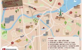 La FRC investit les quartiers de Genève et environs