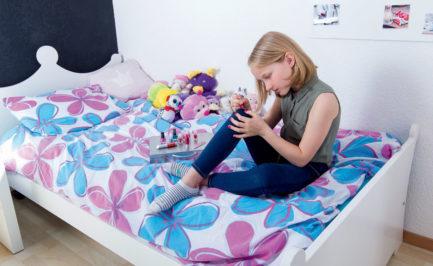 Substances indésirables dans les maquillages pour enfant